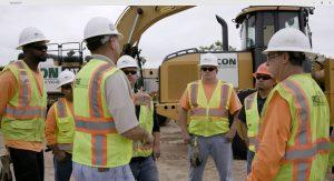 Atlanta land grading, excavation, and demolition service teams