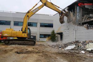 Commercial demolition service in atlanta ga