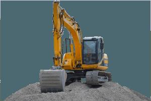 demolition grading excavating dirt hauling gravel driveway installation company in Atlanta ga
