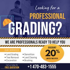 Atlanta site grading company
