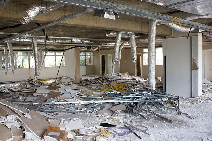 Atlanta selective interior demolition services in Atlanta ga