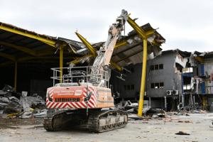 Atlanta total demolition services